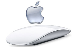 Патент на мышь с мультисенсорным управлением достался Apple