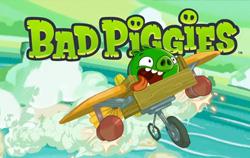 Rovio выпустила Bad Piggies для iOS и Android